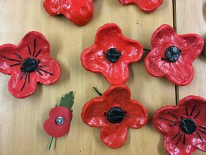 2The poppies